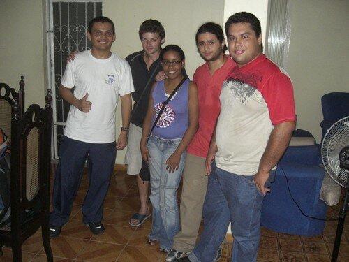 Manaus, rencontre avec Alexandre et ses amis de l´HC