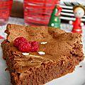 Gâteau au chocolat sans beurre et sans reproche