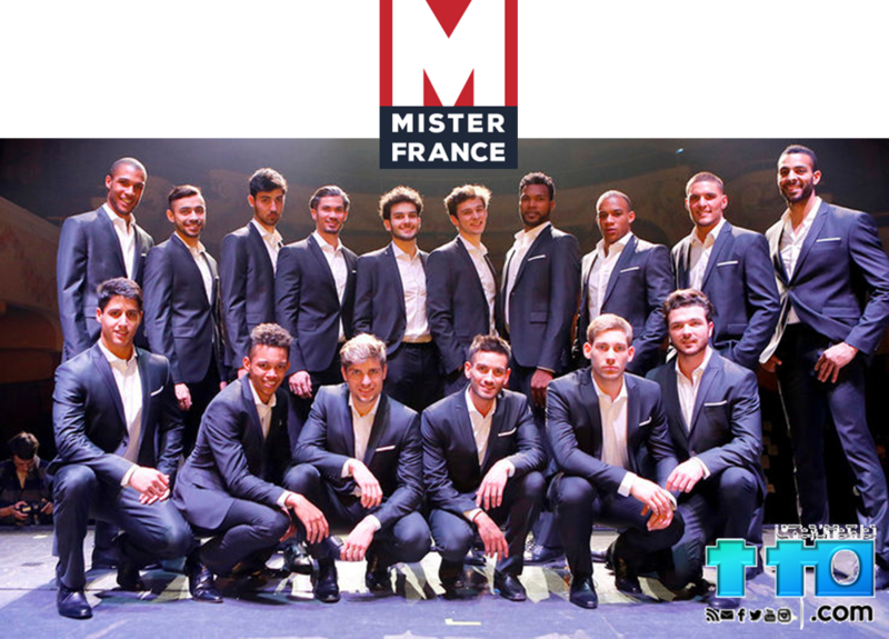 Candidats Mister France 2017