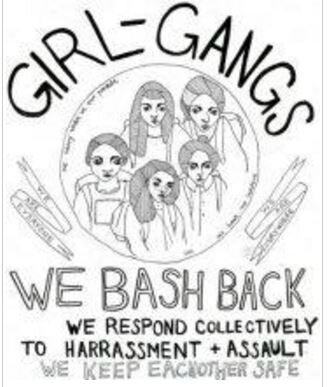 we bash back