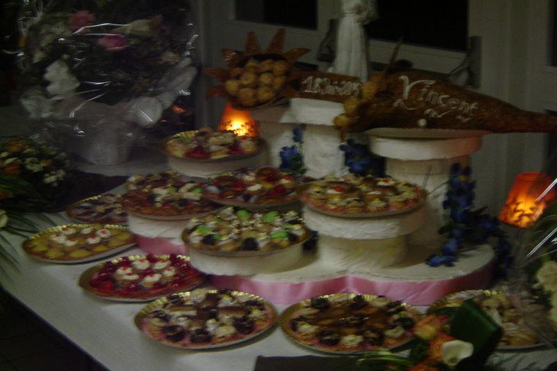 notre buffet de dessert - Photo de Notre Mariage - De l infertilité ...