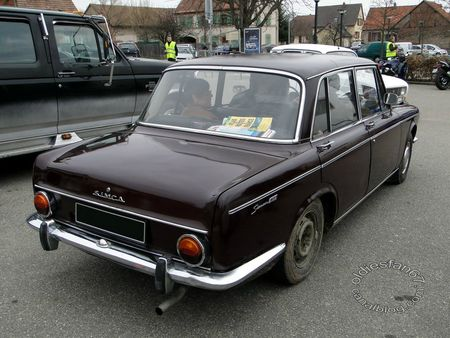 simca 1300 gls, 1966, Bourse de chatenois 2013 4
