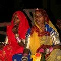 Women in traditional dress