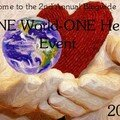 One world-one heart