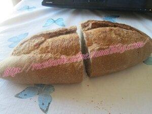 Sandwich au rôti de porc froid, tomates et cheddar01