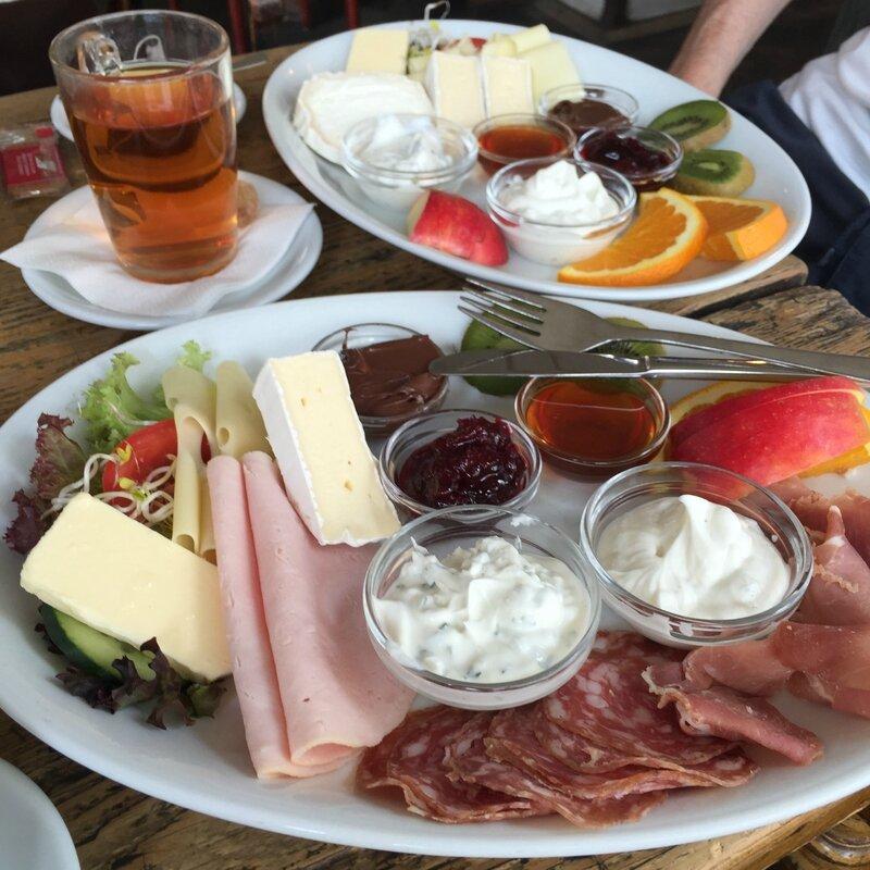 Berlin frühstück