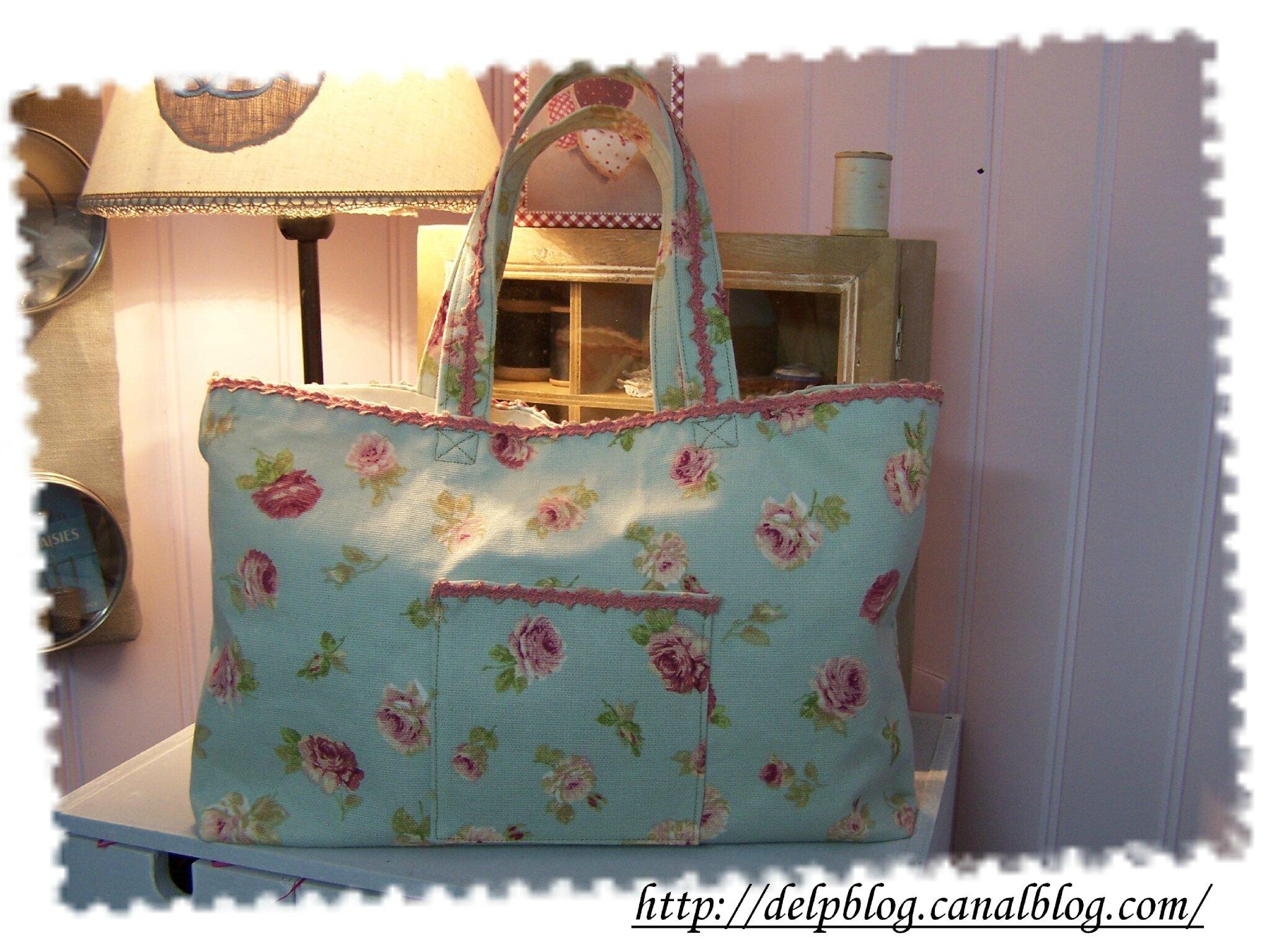 * Mini sac Cabas *