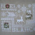 BRODERIE NOEL