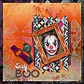 So cute it's cary - kit by Ilonkas Scrapbook Designs