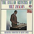 Milt Jackson - 1959 - The Ballad Artistry of Milt Jackson (Atlantic)