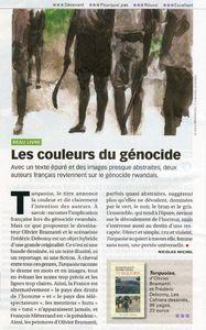 Jeune Afrique - Turquoise