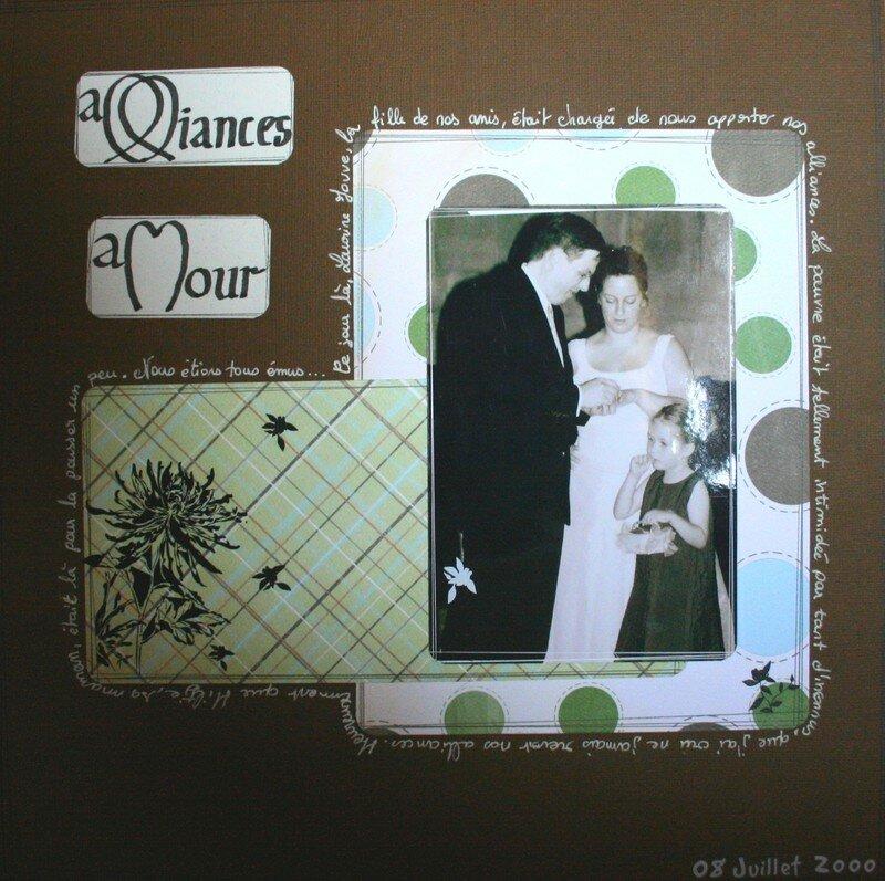 Alliances Amour - Page