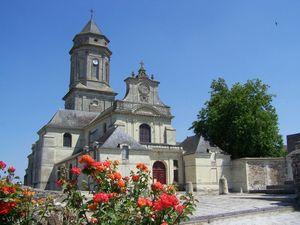 Eglise de Saint Florent le Vieil