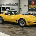 CHEVROLET - Corvette Coup - 1980