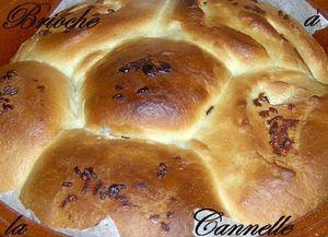 Brioche Cannelle