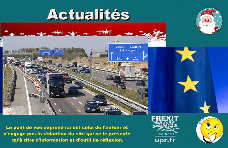 ACT AUTOROUTES ALLEMANDES UE