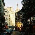 Rue Saint Séverin depuis le Boul'Mich, encore.