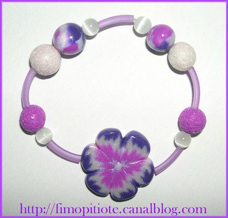 Bijoux pate fimo collier bracelet boucles d oreilles (4)