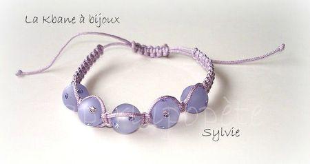 bracelet macramé mauve polaris mauve2