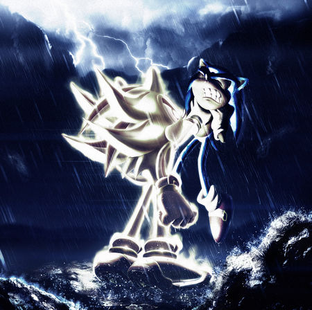 Sonic_and_bad_Super_Shadow_by_Zlydoc