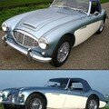 AUSTIN HEALEY - 3000 BT7 MKI - 1960