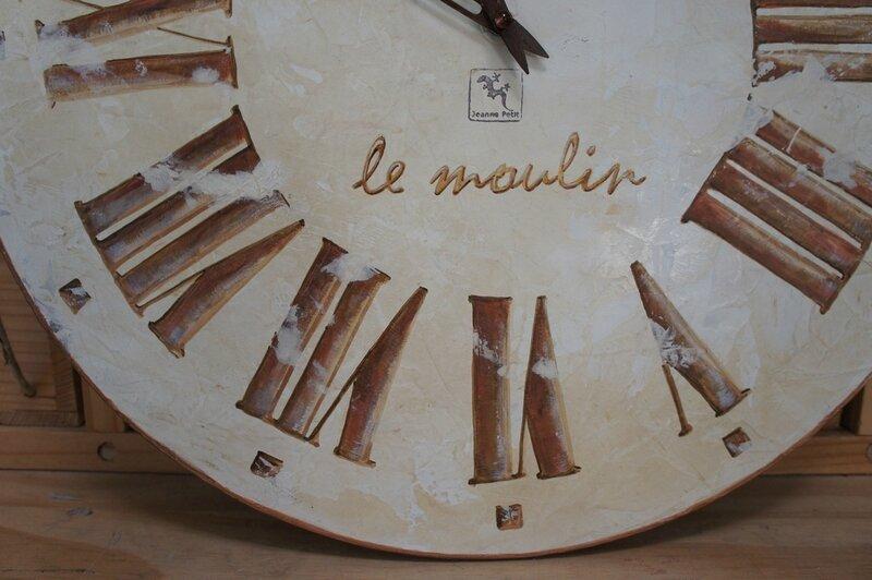 horloge du moulin 1