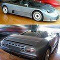 BUGATTI - EB 110 GT - 1996