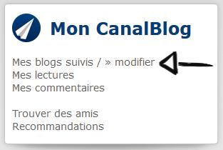 mon canalblog mes blogs suivis 2