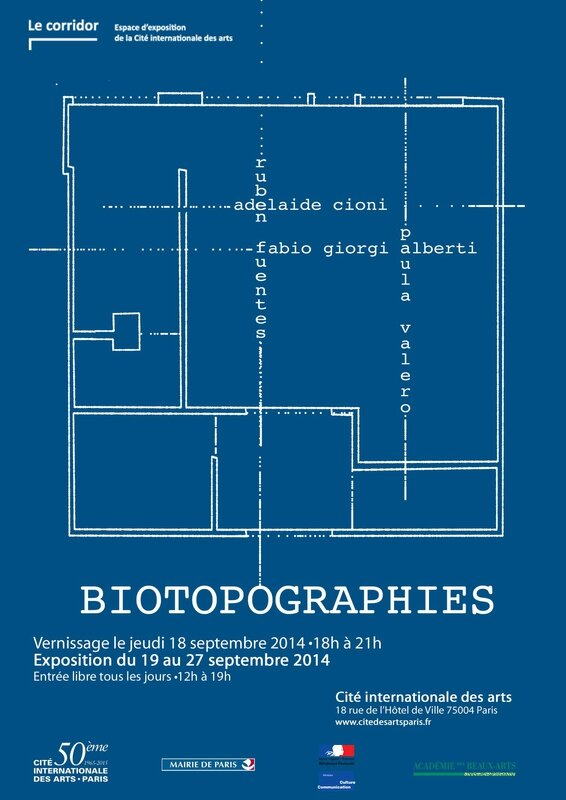 Flyer Biotopographies