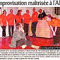 Flash-impro du 24 janvier : la presse