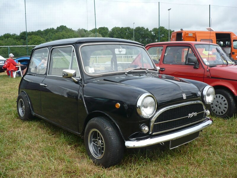 INNOCENTI Mini Cooper 1300 Madine (1)