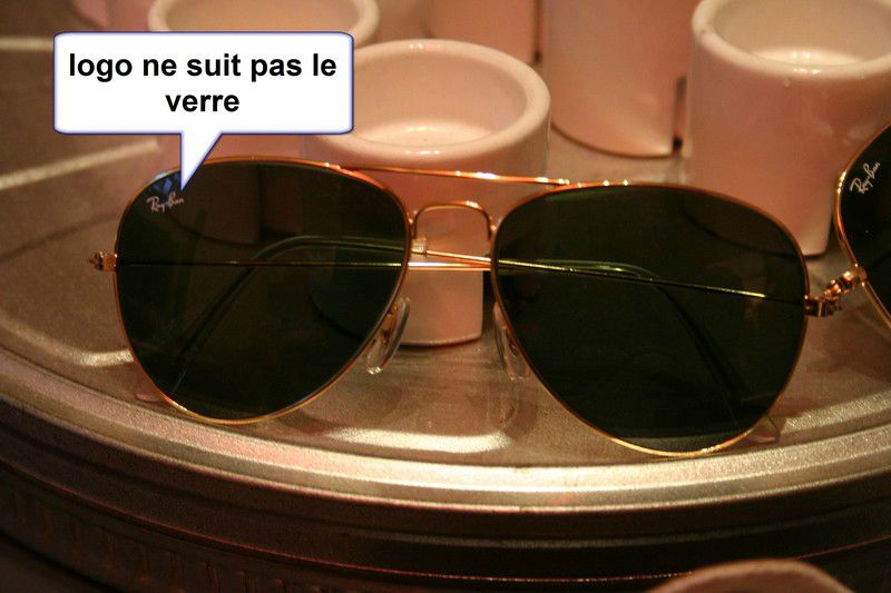 Ray Ban Clubmaster Fausse