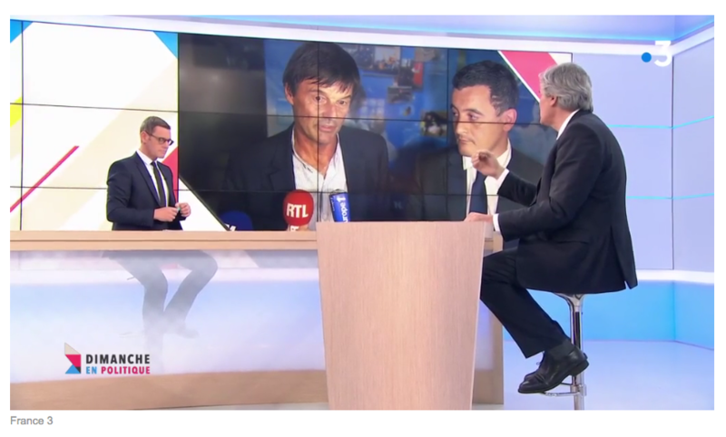 HULOT DARMANIN MEDIA DIXIT WORLD