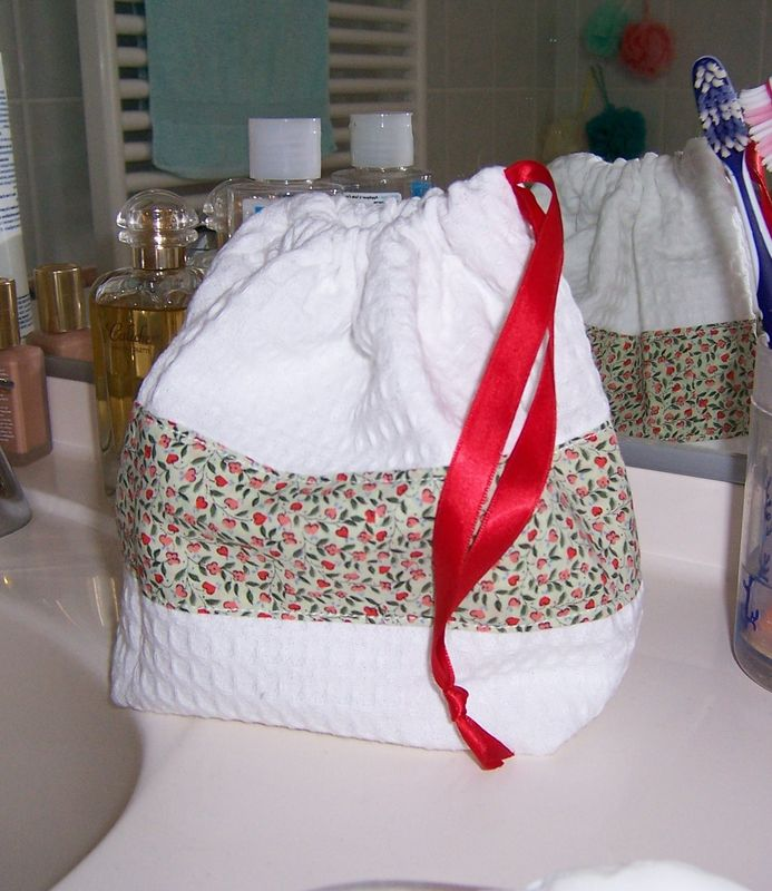 Trousse de toilette ...