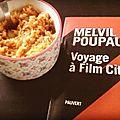 Voyage à film city de melvil poupaud