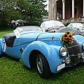 Peugeot 402 darl'mat special sport 1938
