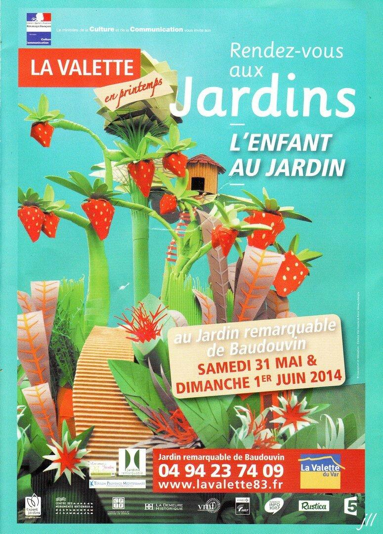 Rendez vous au jardin remarquable de baudouvin la valette for Rendez vous au jardin