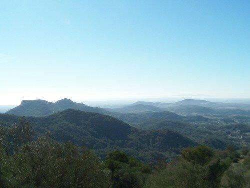 Montagnes mallorquines