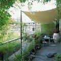 Un grand balcon champetre