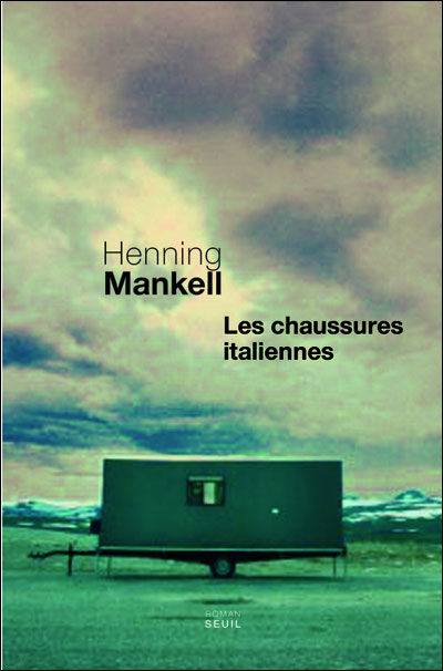 Livre Les chaussures italiennes Henning Mankell