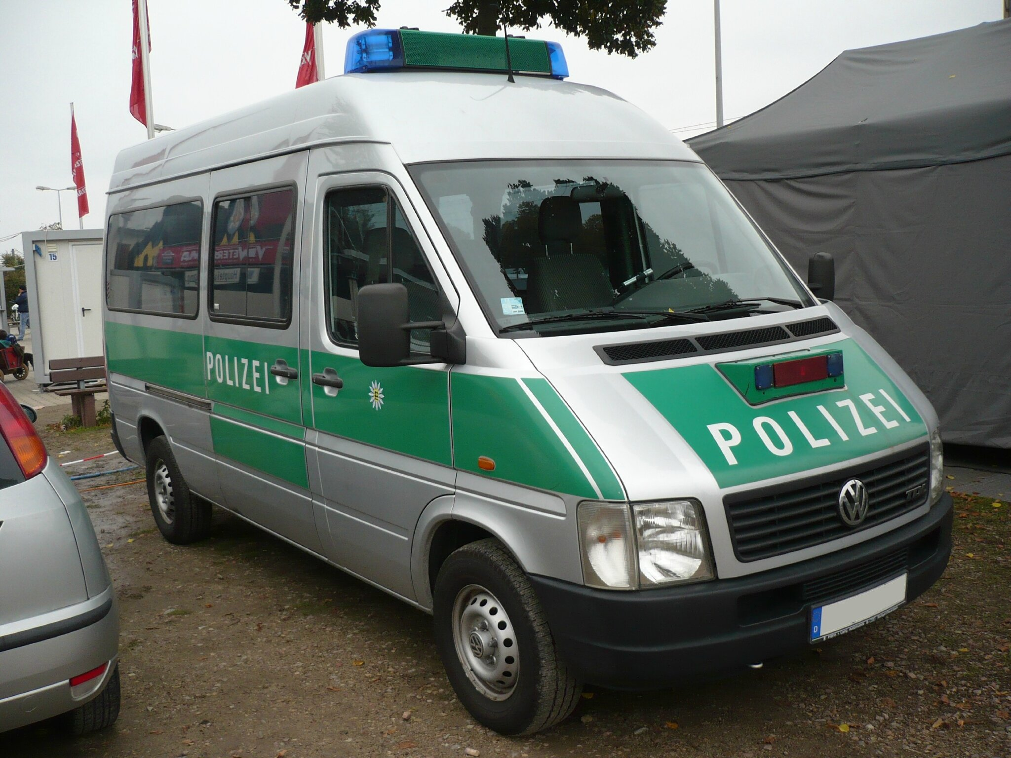 volkswagen lt tdi polizei mannheim 1 photo de 103 veterama et alentours mannheim le 12. Black Bedroom Furniture Sets. Home Design Ideas