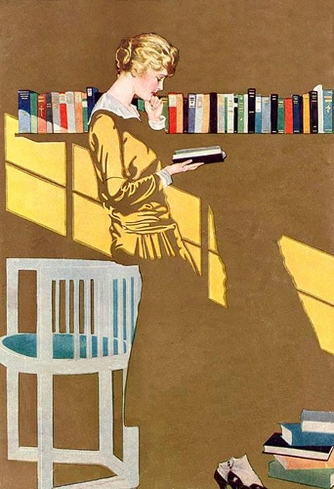 illustration américain 1880 1927 coles phillips