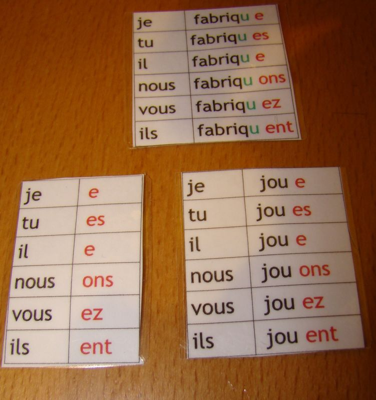 french conjugation of essayer