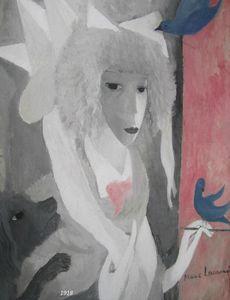 La Femme-Cheval