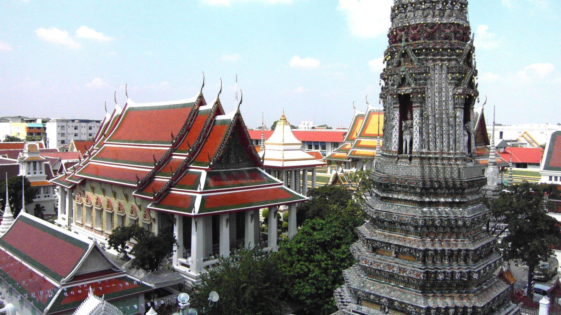 BANGKOK - Wat Po