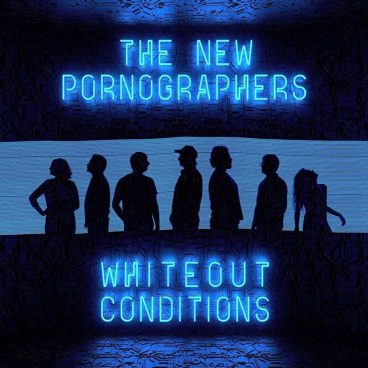 THE NEW PORNOGRAPHERS – Whiteout Conditions (2017)