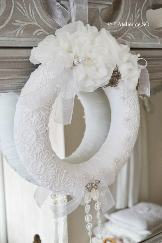 couronne shabby chic 7c - 1