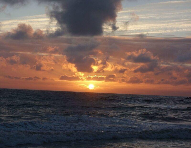 coucher de soleil proj 2