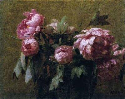 Pivoines Henri Fantin-Latour 1903
