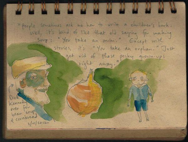 onion orphan